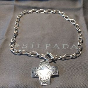 Silpada Sterling Silver Virtuosity Necklace